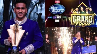 Indian Idol 11 Winner Sunny Hindustani Takes Home Trophy, Rs 25 Lakh Prize money