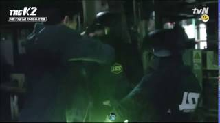 160906 THE K2 New Teaser  Ji Chang Wook Action Scenes