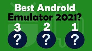 Best Android Emulator for PC   Top 3 Emulators 2020