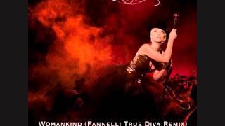 Womankind Annie Lennox (Fannelli True Diva Remix)