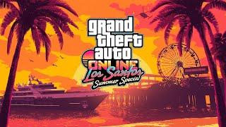 Rockstar Games GTA Online: Los Santos Summer Special Advert
