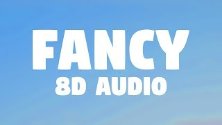 Iggy Azalea   Fancy (8D Audio) Ft. Charli XCX