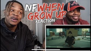 NF   When I Grow Up ( REACTION  DISSECTED)