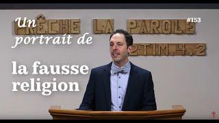 UN PORTRAIT DE LA FAUSSE RELIGION