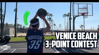 VENICE BEACH 3 POINT CONTEST
