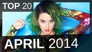 TOP 20 SINGLE CHARTS  |  APRIL 2014  |  BlueCharts