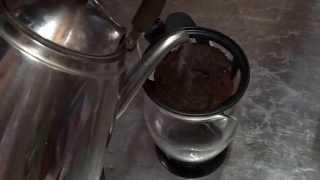 DSC-QX30 テスト5 ハリオ カフェオール HARIO  Cafeor Paperless Dripper Pot