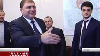 Родственники маршала Советского Союза  Ивана  Баграмяна прибыли в Орел