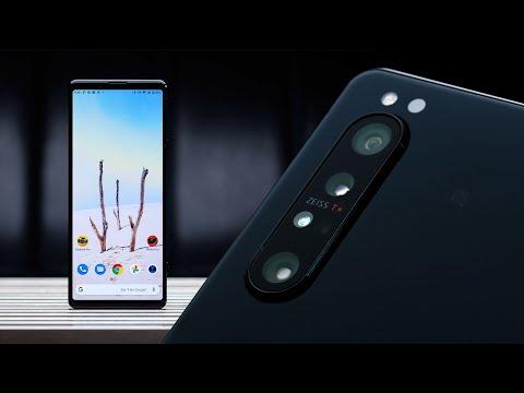 External Review Video zuZpib-brJc for Sony Xperia 1 II 5G Smartphone w/ Alpha