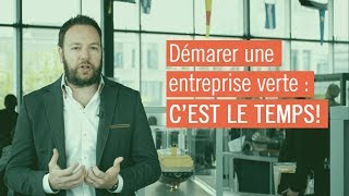 Technologies vertes - Est-ce que l'avenir économique du Québec est vert? - Manufacturiers Innovants