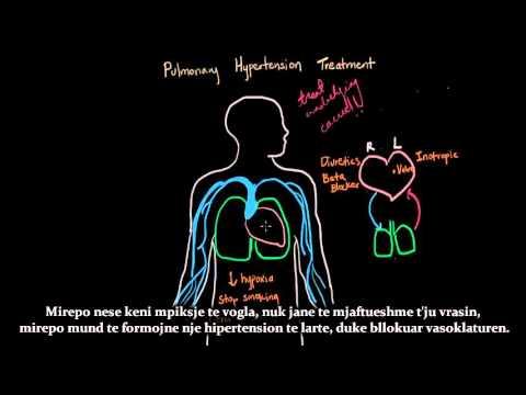 Ne trajtimin e hipertensionit, pa pilula në ditë