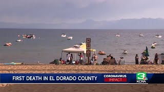 Lake Tahoe Area Accounts For Over 50% Of COVID-19 Cases In El Dorado County