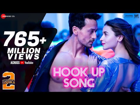 Hook Up Song -  Student Of The Year 2 | Tiger Shroff & Alia | Vishal and Shekhar |Neha Kakkar|Kumaar