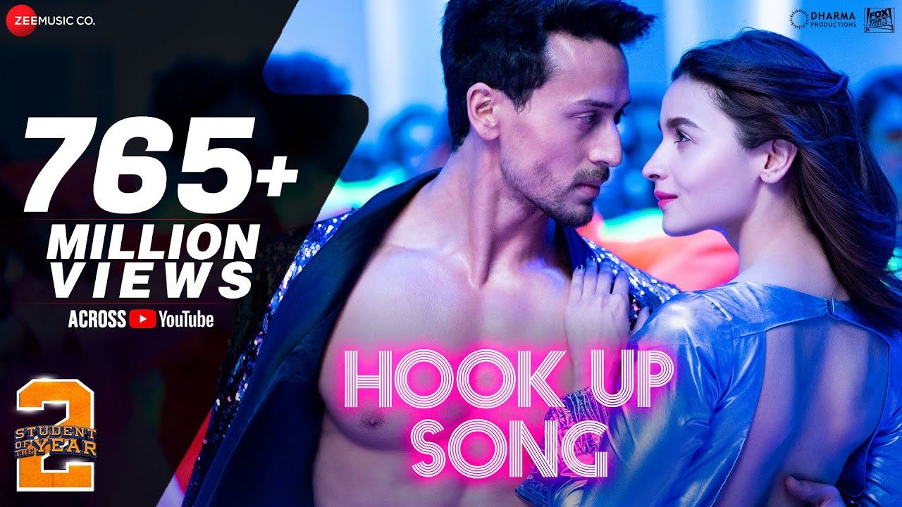 The Hook Up Song Hindi lyrics