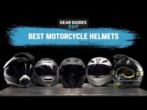 Best Motorcycle Helmets 2019