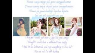 Secret - B.O.Y (Because of You)