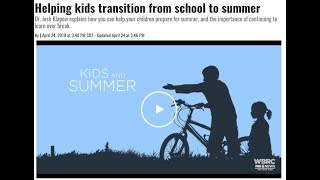 Transition Your Kids To Summer Routines?