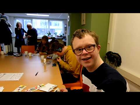 Veure vídeo WORLD DOWN SYNDROME DAY 2019 - Stichting Down Syndroom, The Netherlands - #LeaveNoOneBehind