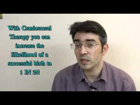 Effective Fertility Treatment using Craniosacral Therapy