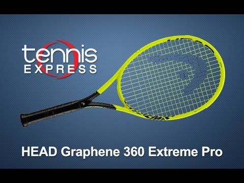 HEAD Graphene 360 Extreme Pro Tennis Racquet Review | Tennis Express