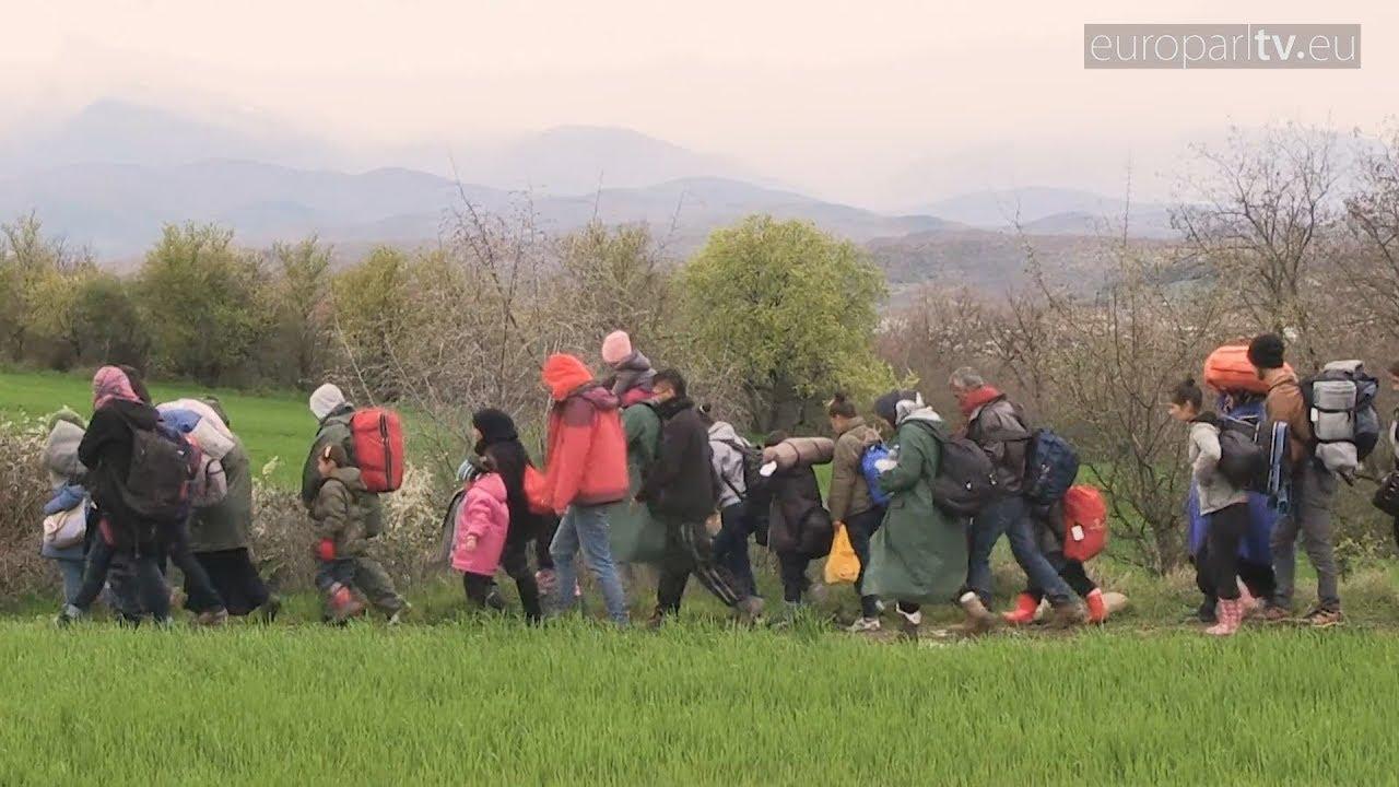 Ο δύσκολος δρόμος για μία κοινή ευρωπαϊκή πολιτική ασύλου