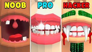 NOOB Vs PRO Vs HACKER - Dentist Bling