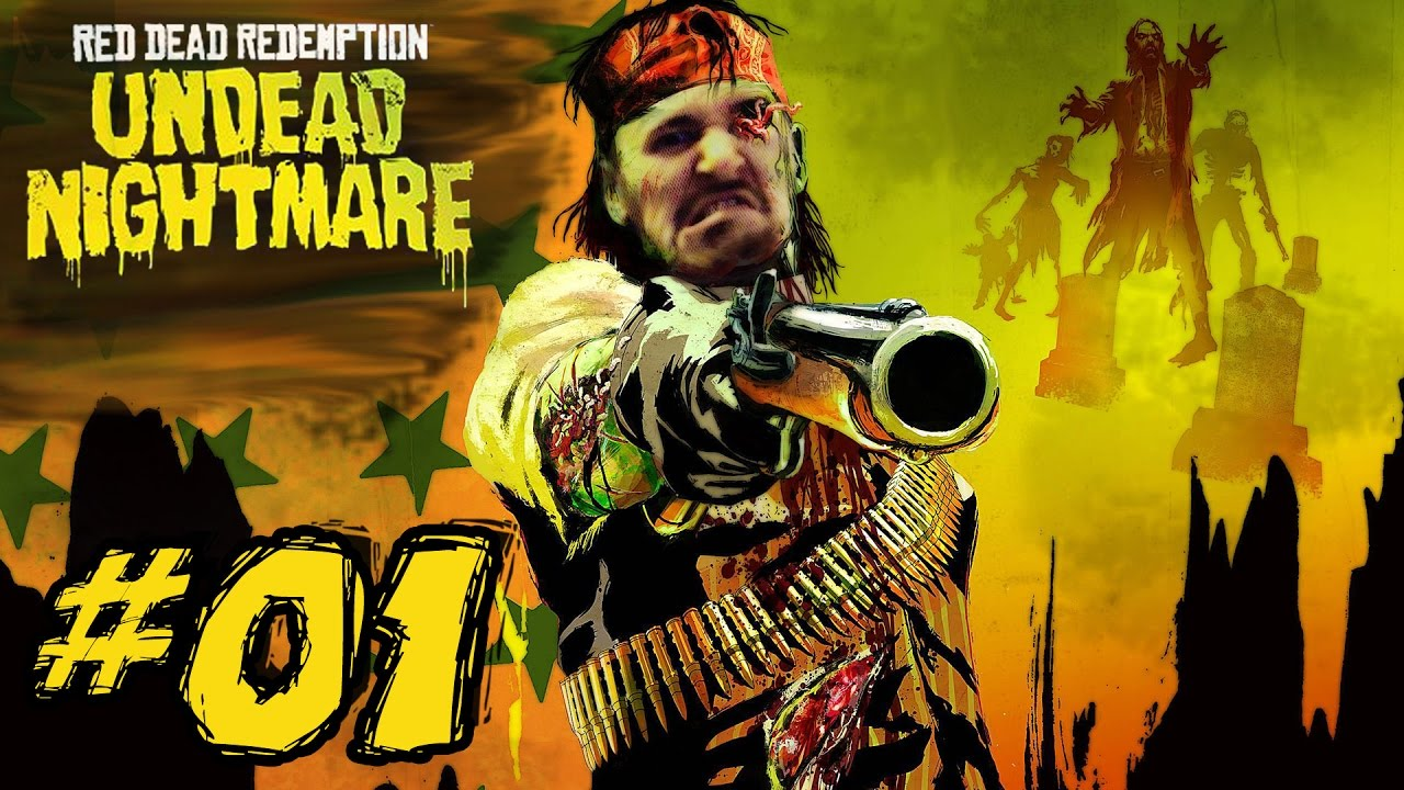 [Let's Play] Undead Nightmare (Xbox One) – Part 01: Albtraum der lebenden Toten
