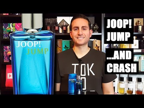 Joop! Jump Fragrance / Cologne Review