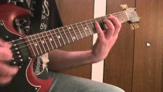 AC/DC-ROCK THE BLUES AWAY-RHYTHM GUITAR