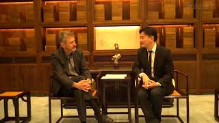 A-Talk with Mr.Dimitris Stefanakis