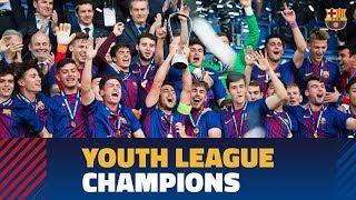 [HIGHLIGHTS] UEFA YOUTH LEAGUE FINAL: Chelsea - FC Barcelona (0-3)