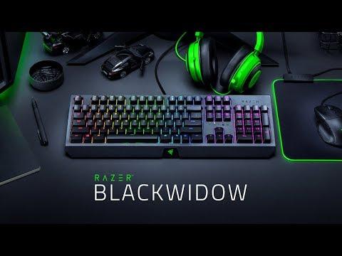 Razer BlackWidow 2019 (DE, Câble)