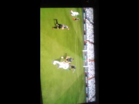 Fifa 15 . Golazo de Cristiano.PSP VITA