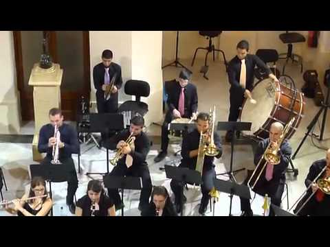 Malta Youth Orchestra, Notte Bianca 2011 – iPhone.m4v