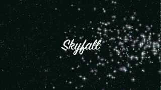 Adele   Skyfall (Lyrics)