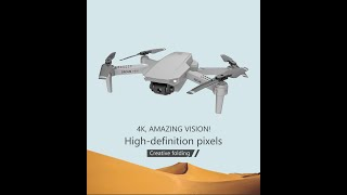 2020 NEW E88 drone 4k HD Drone With Dual camera drone WiFi 1080p real-time transmission FPV drone