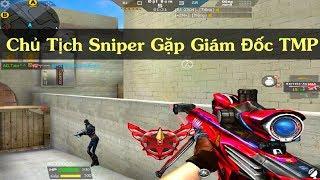 Chủ Tịch Dân Sniper Để Thua Dân TMP Thiên Sứ 0-3 Và Cái Kết Đừng Bao Giờ Coi Thường Người Khác