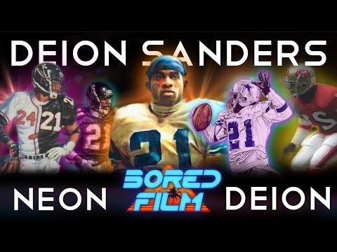 Deion Sanders – Neon Deion