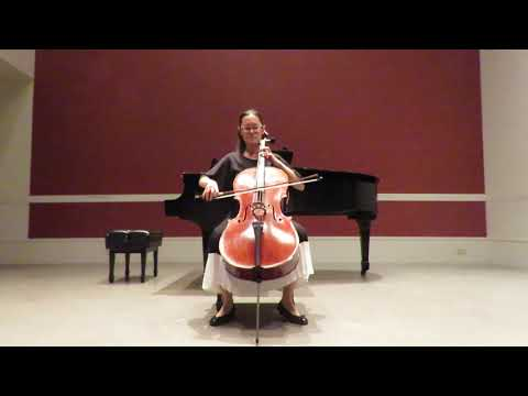 Please enjoy this recording of the complete Bach Cello Suite 1 in G Major!  This was part of my sophomore recital in Fall 2019.