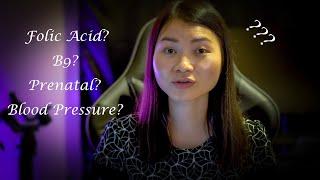 Axit Folic Ảnh Hưởng Đến Huyết Áp Của Phụ Nữ Mang Thai