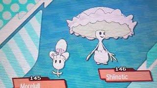 Shiinotic  - (Pokémon) - Evolving Morelull into Shiinotic in Pokemon Sun Time for Tech and Games