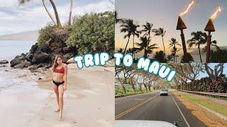 First Trip To Maui 2019   Travel Vlog