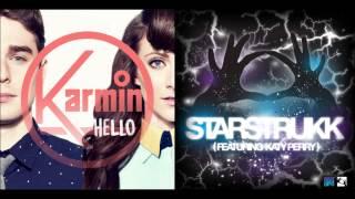 A Starstrukk Hello - Karmin VS 3OH!3 (Mashup)