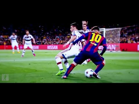 Lionel Messi • The Indomitable