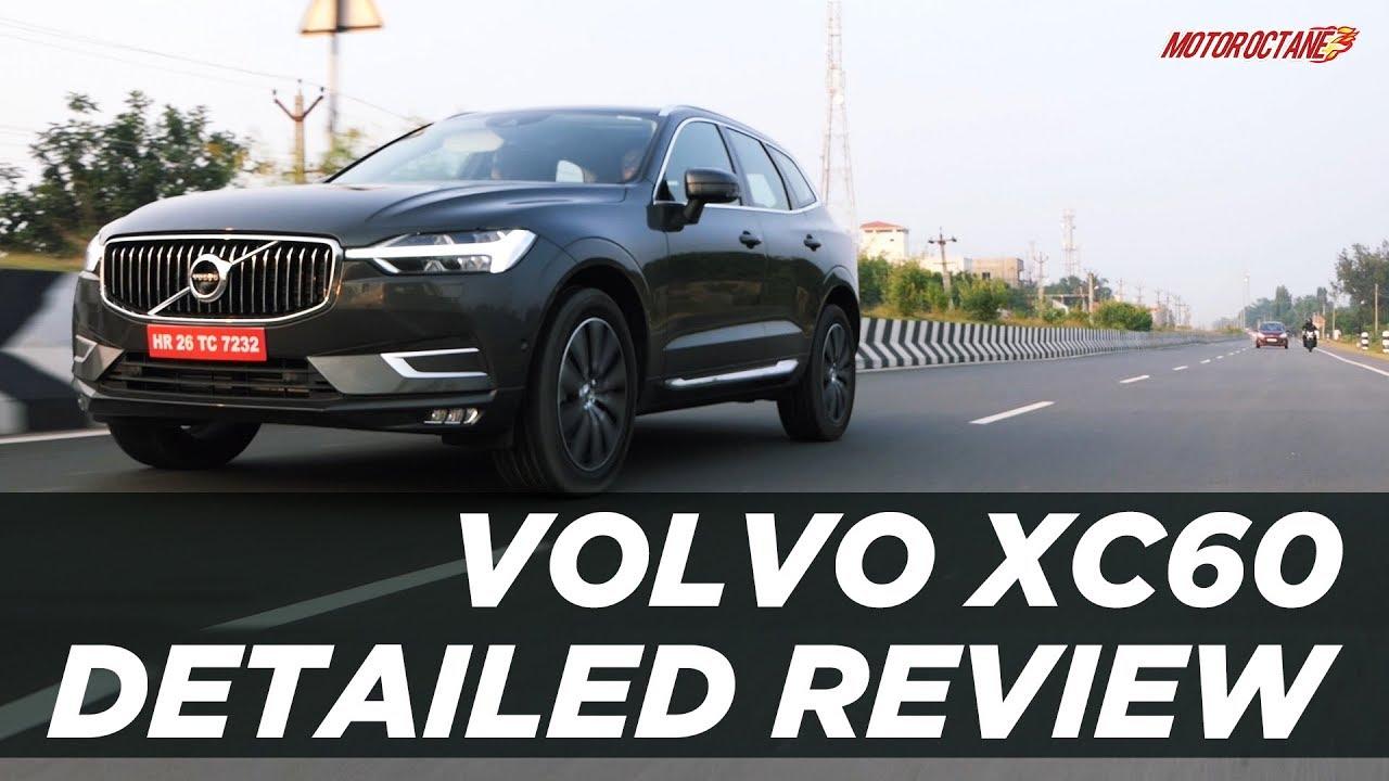 Motoroctane Youtube Video - Volvo XC60 India Review in Hindi | Stylish SUV | MotorOctane