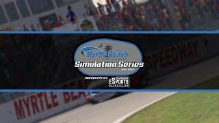 Week 3 // Myrtle Beach Speedway Simulation Series Presented by CEA