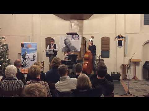 Trio Marak brengt 'wereldmuziek met jazzy sausje' in De Meerpaal