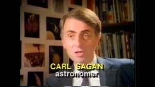 Carl Sagan e a SETI, no Planetary Society