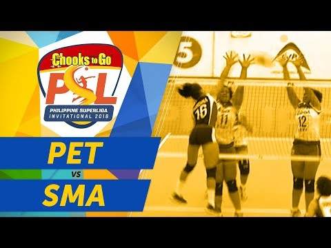 [Sport5]  Semifinals: Petron vs. Smart-Army | PSL Invitational 2018