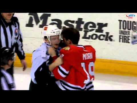 Anthony Bitetto vs. Jeremy Morin